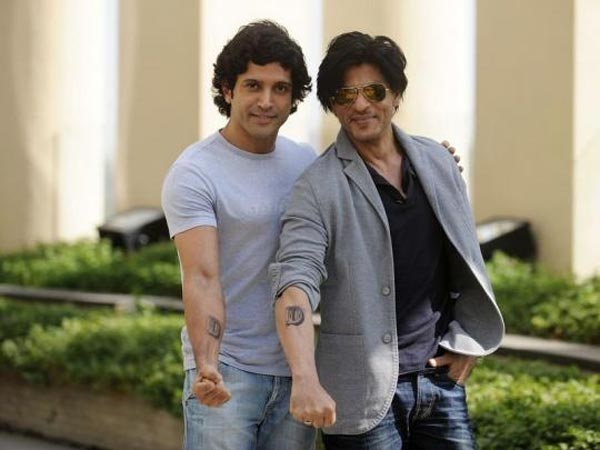 Did SRK Drop Out Of 'Saare Jahaan Se Accha' For 'Don 3'?