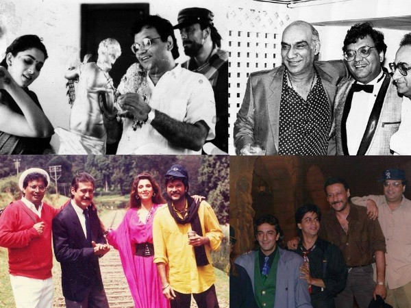 Happy Birthday Subhash Ghai: These Rare Pics Of Bollywood's Showman Will Make You Nostalgic