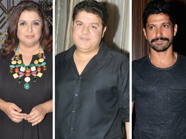 #MeToo: Farah Khan No Longer On Talking Terms With Farhan Akhtar For Speaking Against Sajid Khan