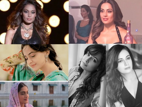 Then & Now: Sonam Kapoor, Bipasha Basu, Dia Mirza Take The 10 Year Challenge On Instagram!