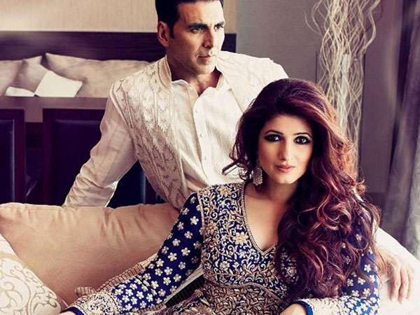 Akshay- Twinkle's 18th Wedding Anniversary Gets A Hilarious Twist; Courtesy Mrs Funnybones!