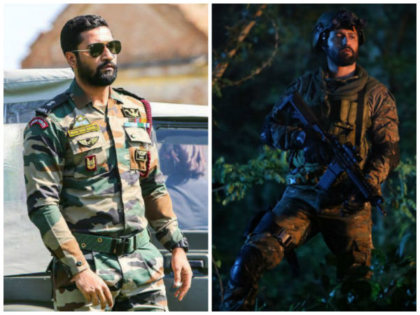 Uri: The Surgical Strike (Day 4) Monday Box Office Collection: Vicky Kaushal Starrer Is Unshakeable!