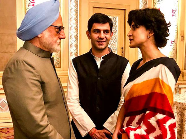 Complaint Filed Against Actors, Makers of 'The Accidental Prime Minister'