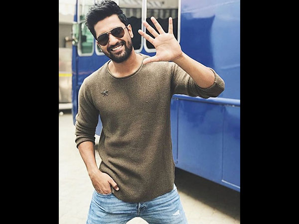 Vicky Kaushal: The Industry Or Audience Doesn't Stereotype You; It's You Who Do That To Yourself