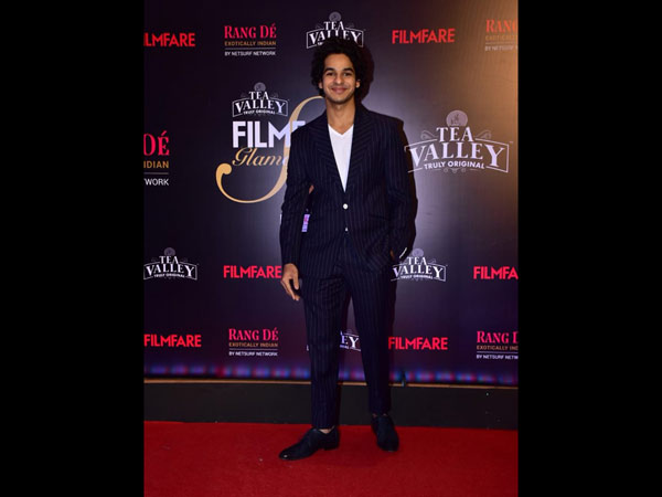 The Dapper Ishaan Khatter