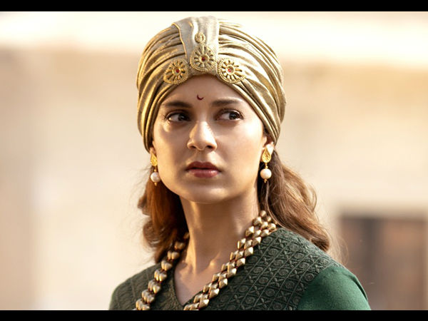 Manikarnika's Team Was Split On Kangana's Handling Of The Film-Making Proccess