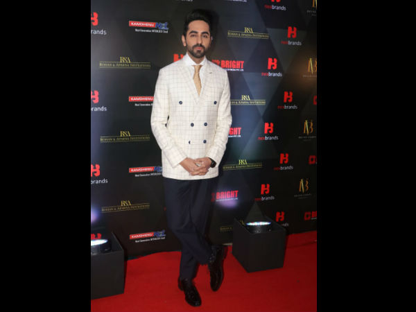 Ayushmann Is Oozing Confidence