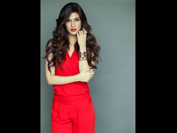 Didn't Want It To Affect The Film: Kriti Sanon On #Metoo Allegations Against Sajid & Nana