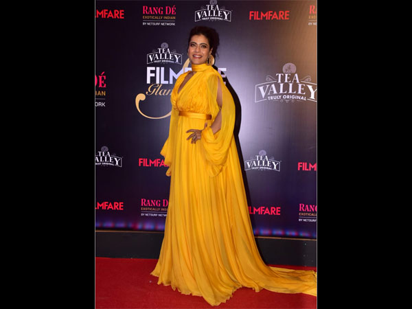 Kajol Brings The Sunshine