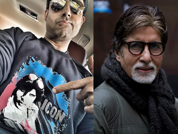 50 Years Of Amitabh Bachchan Abhishek Bachchan Pens An Emotional Note For His Paa