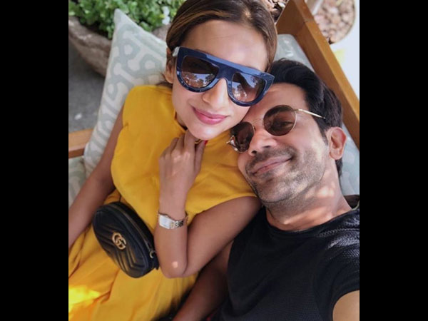 Rajkummar Rao Valentines Note Patralekha Thanks For Being In My Life And Making It Beautiful