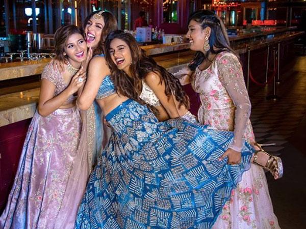 Neeti Mohan Pre Wedding Photo Shoot With Sisters Simply Enchanting