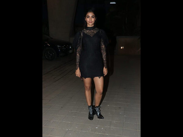 Pooja Hegde Also Attended The Party