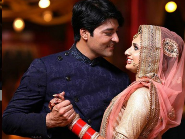 Congratulations! Diya Aur Baati Hum Actor Anas Rashid Welcomes Baby Girl