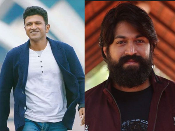 Puneeth Rajkumar Yash Wish To See Each Other Play Comedy Mythological These Roles