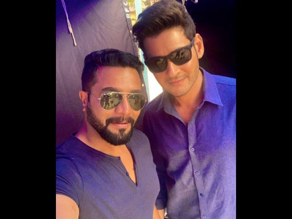 Srimurali Mahesh Babu Surprise Meet Telugu Star Has To Say This About Sandalwood