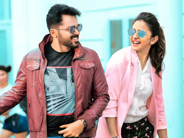 Dev Box Office Collections (4 Days): A Decent First Weekend For Karthi's Film