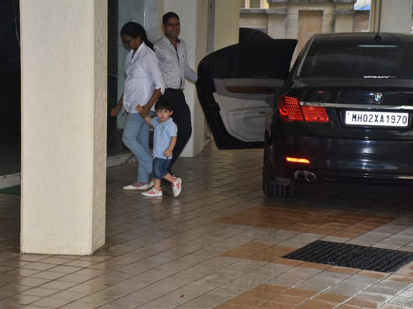 Our Daily Dose Of Taimur Picture
