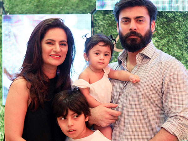 Fawad Khan Booked After His Wife Refuses Anti-Polio Drops For Their Daughter