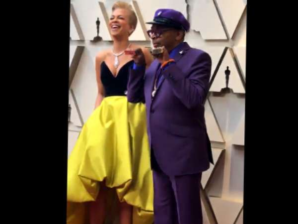 Spike Lee & Tonya Lewis
