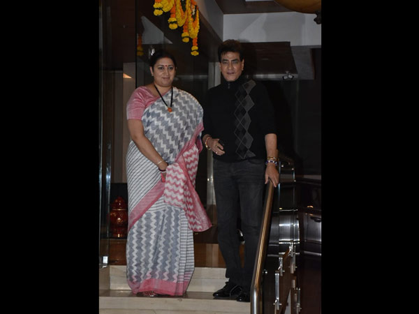 Smriti Irani Graces The Naming Ceremony