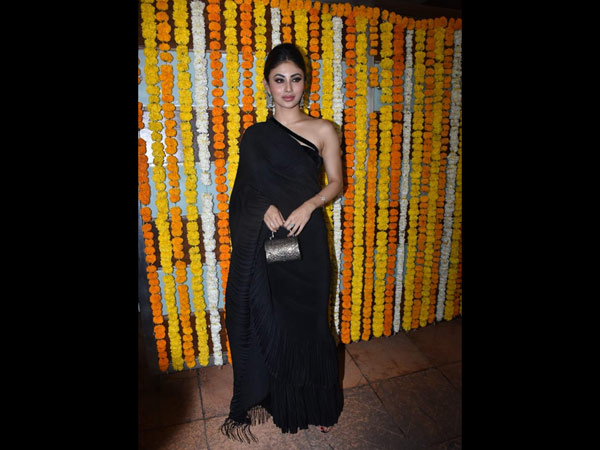 Mouni Roy Makes Her Presence Felt
