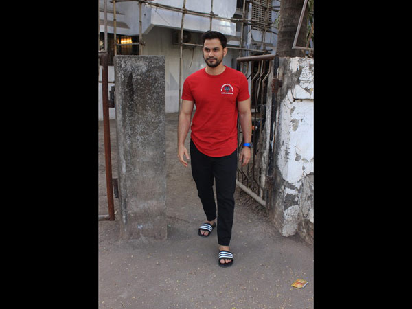 Kunal Khemu After A Salon Session