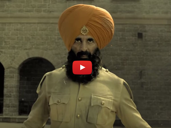 Kesari Trailer: Akshay Kumar Brings Back Patriotism With An Adrenaline Rush! Watch Here