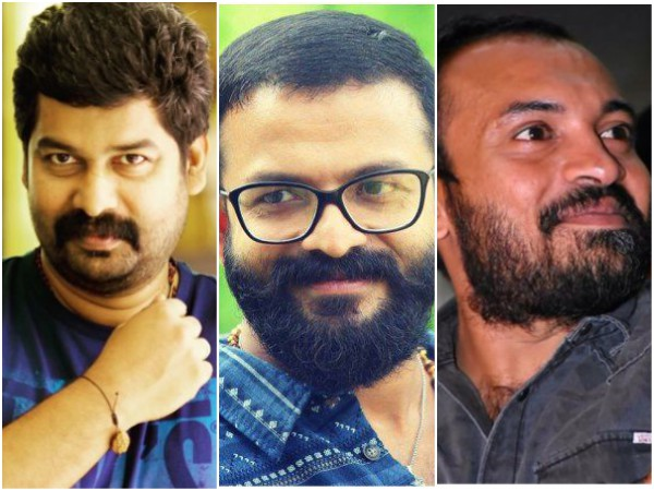 Jayasurya, Soubin Shahir & Joju George: The Picture That Is Winning The Hearts Of One And All!