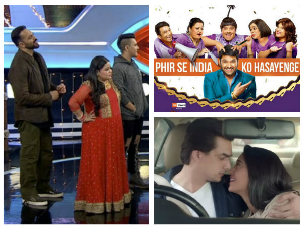 Latest TRP Ratings: Star Plus Back On Top Spot