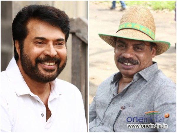 Mammootty To Team Up With Sathyan Anthikad?