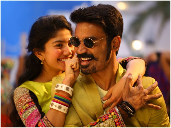 rowdy baby video song touches 200 million views on youtube dhanush sends out a special message. Black Bedroom Furniture Sets. Home Design Ideas
