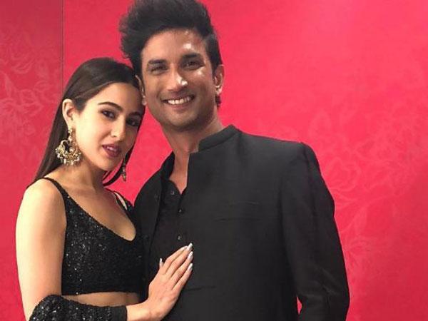 Secret Meetings! Sara Ali Khan & Sushant Singh Rajput Request Paparazzi To Delete Their Pictures