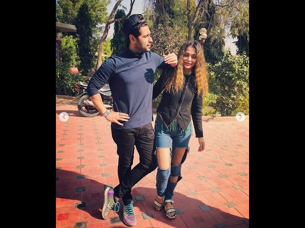 Wait, What! Sara Khan & Ankit Gera To Tie The Knot Soon?