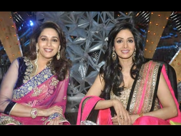 Madhuri On Replacing Sridevi In Kalank