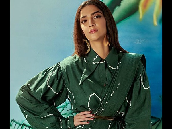 Sonam Kapoor Changes Her Name On Social Media, Calls Herself 'Lucky Mascot Of Indian Team!