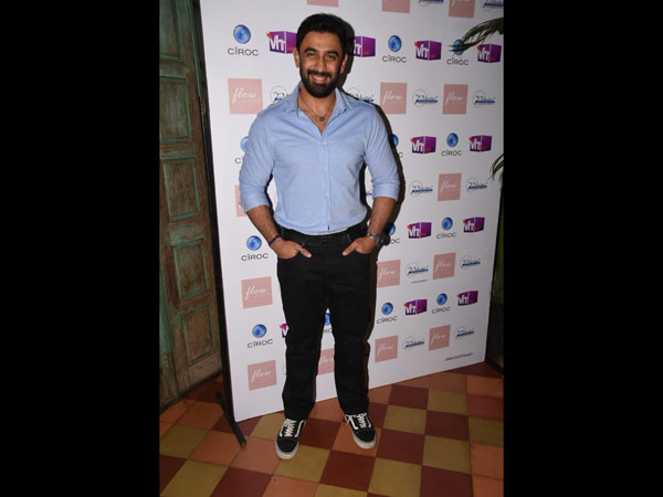 Amit Sadh Also Attended The Event