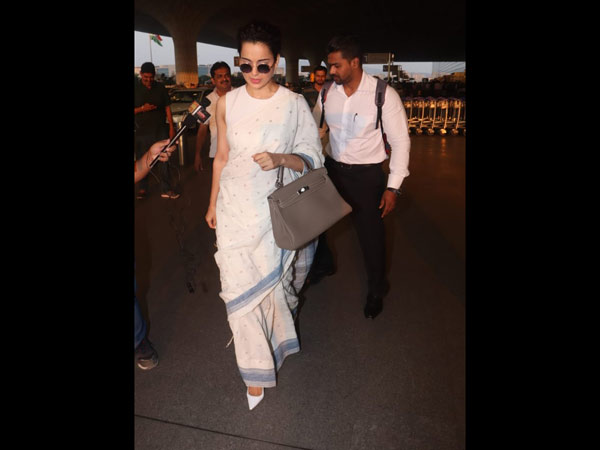 This Pic Is Proof Why Kangana Is Known As The Queen Of Airport Looks