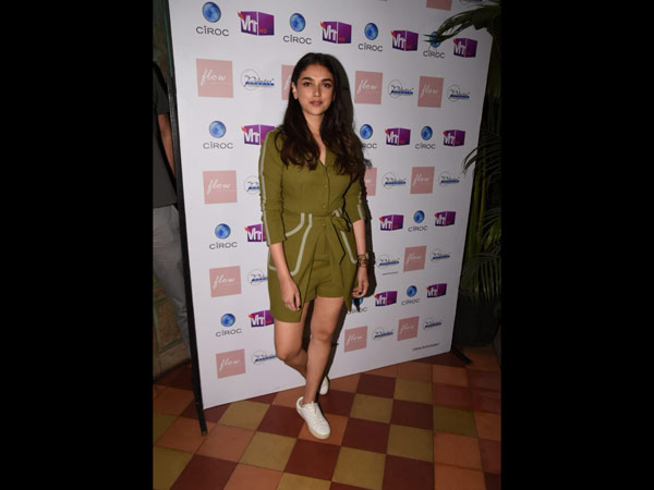 Aditi Rao Hydari Graced The Song Launch