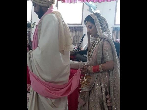 Lovey Sasan & Koushik Krishnamurty Get Married In Gurudwara