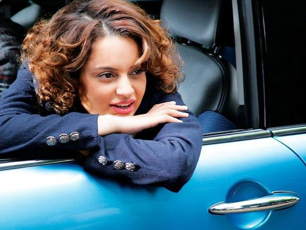 Kangana Hints At Celebs' Double Standard