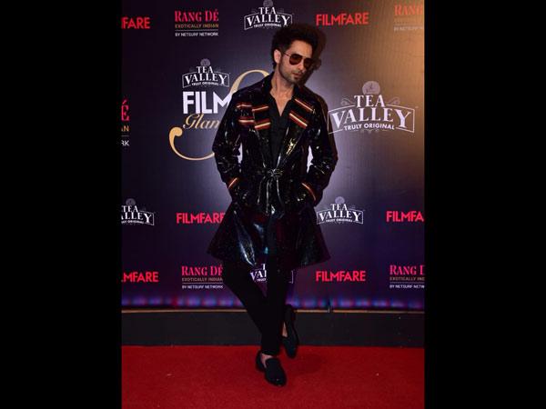 Shahid Kapoor's Rock Star Avatar