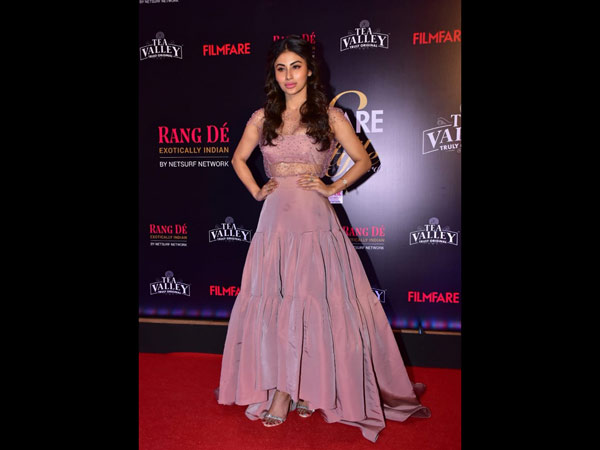 Mouni Roy Looked Absolutely Beautiful