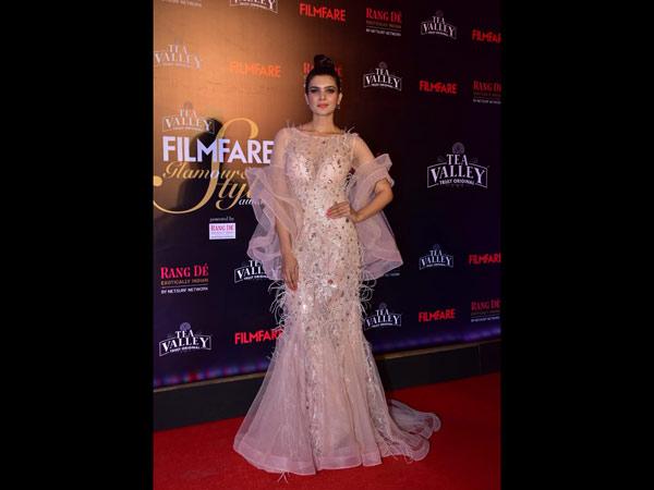 Ihana Dhillon's Breathtaking Outfit