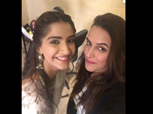 Sonam Tells Neha 'You Are Beautiful No Matter What Any One Says'
