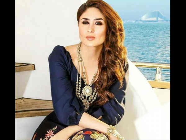 Kareena Kapoor Khan clicked on sets of `Good News` in Mumbai