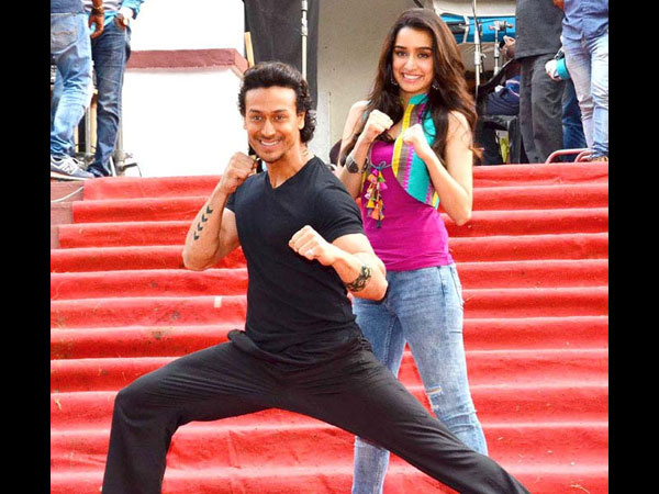 The Entire Baaghi Team Is Happy To Have Shraddha Back