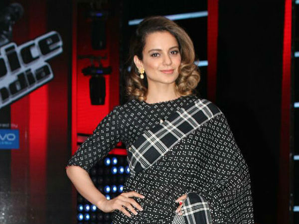 Kangana Mentions Aamir Khan's Name As Well