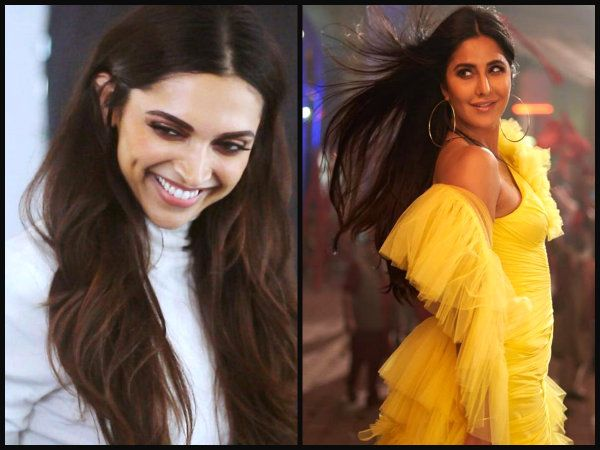 Katrina Kaif Talks About Her RIVALRY With Deepika Padukone & How They ENDED Their Cold War