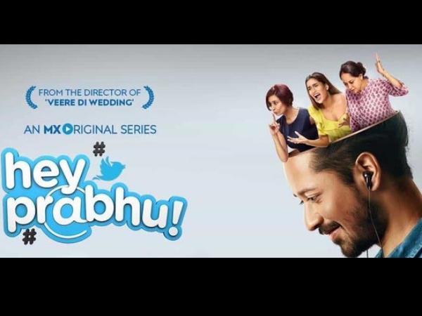 Hey Prabhu Web Series LEAKED Online To Download By